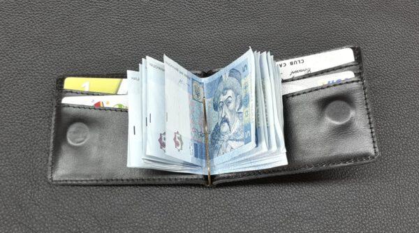 гаманець з магнітами